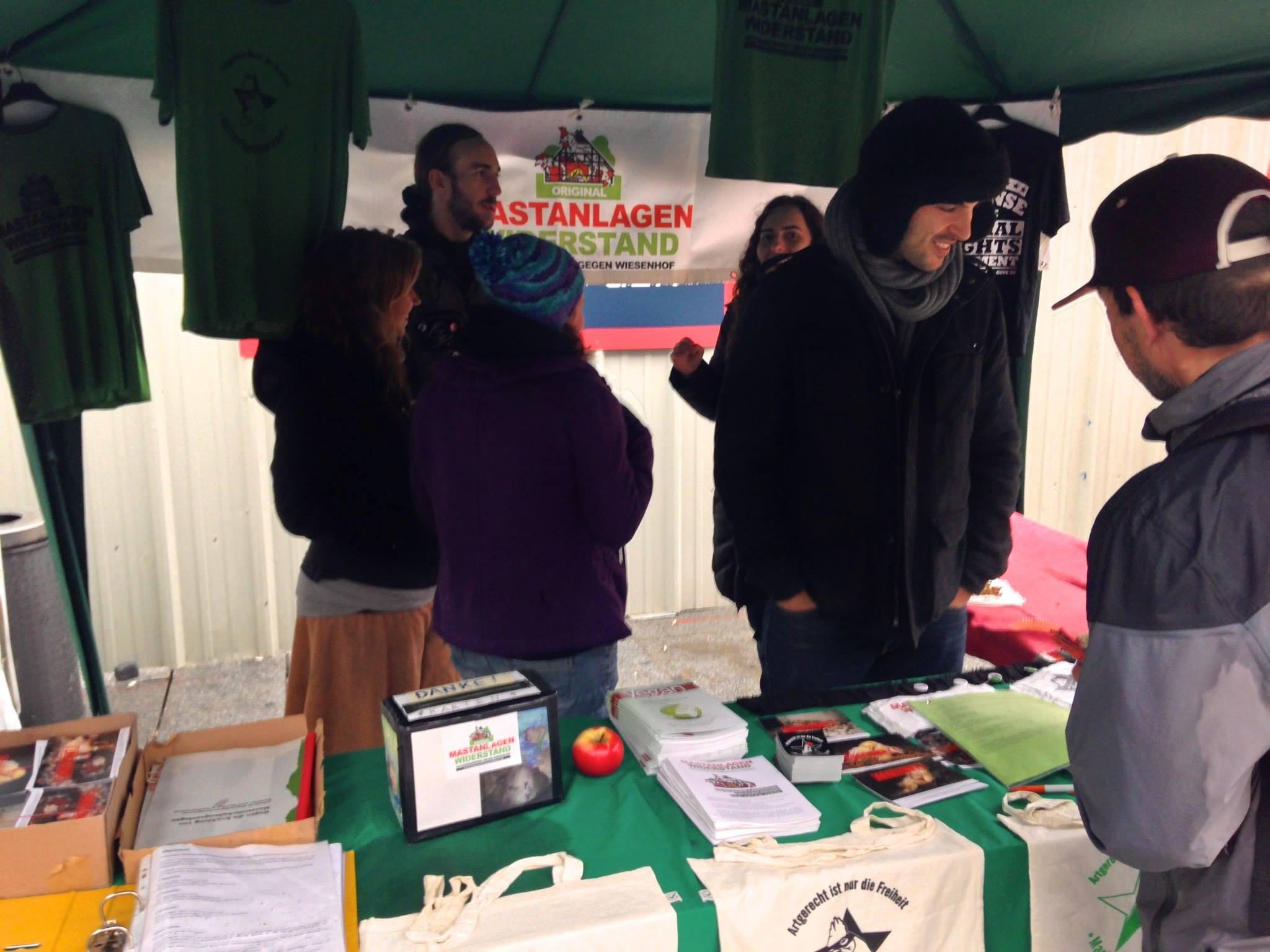 veganes oktoberfest mawi stand